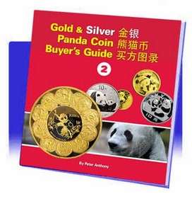 Gold and Silver Panda Buyer's Guide Book Signing with Peter Anthony at Winter SoCal Show