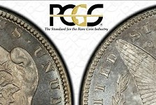 PCGS Hosts Display Of Finest Morgan Dollar Set At 2014 FUN