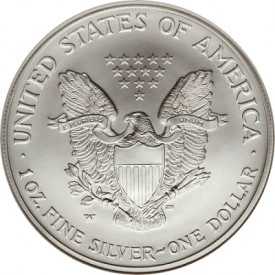 ase rev of 2007 275x275 Three Silver Coins That Moved the Meter in 2013