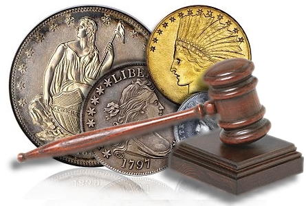 auction results Coin Collecting Strategies: Selling Your Collection At Auction