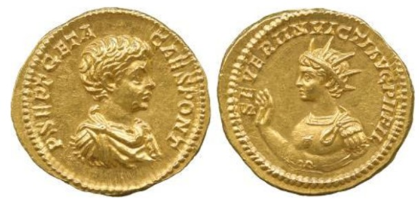 baldwins ny2013 a The Aurora Collection One of The Finest Collections of Roman Gold Coins To Be Offered at Auction in Recent Years