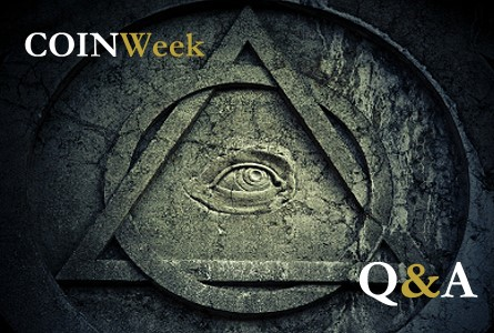 coinweek qa CoinWeek FAQ's:  Q & A with Charles Morgan and Hubert Walker.