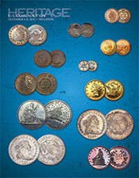 ha sw dec5 Heritage Houston US Coin Auction Starts Today