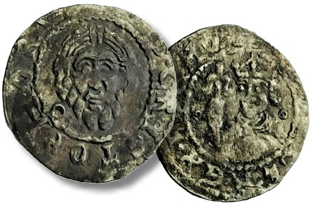 Ancient Coins: New discovery?