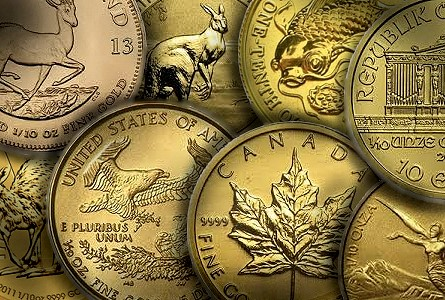 Precious Metals Commentary: Gold falls 1.9% as dollar surges