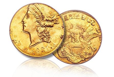 Unusual Items: A Bizarre Territorial Gold Coin Overstrike