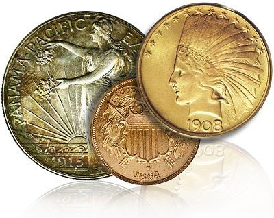 us coins three Coin Collecting: Selling By Private Treaty