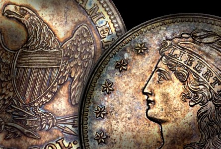 Eliasberg 1838-O Half Dollar and the Controversy over its origins