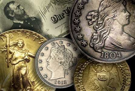 Million dollar Coins Thumb Legend Market Report   The 2014 January FUN Show