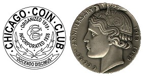 chicago coin club thumb Chicago Coin Club Meeting, November 22, 2013. VIDEO: 12:25.