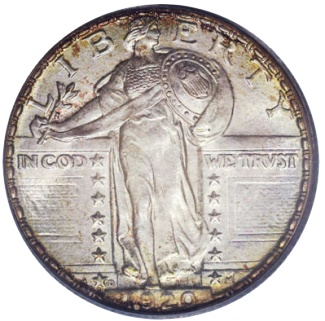 cm 2014 b Coin Collecting Strategies: Building the Ultimate 20th Century Type Set, Part 3: Quarters