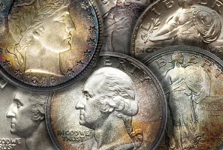 Coin Collecting Strategies: Building the Ultimate 20th Century Type Set, Part 3: Quarters