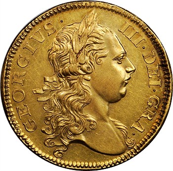 gr bp 2 British Gold Patterns star in World Coin Auction