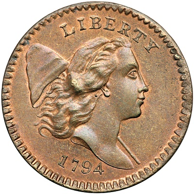 miss 1794 The Missouri Half Cent Coin Collection, Part III: Astonishing $18.26 Million for Tettenhorst Set!