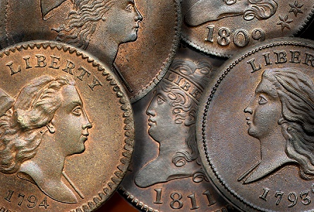miss thumb The Missouri Half Cent Coin Collection, Part III: Astonishing $18.26 Million for Tettenhorst Set!