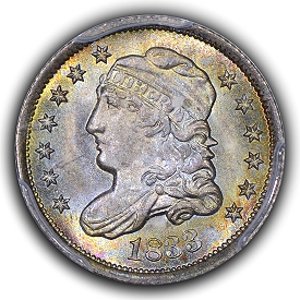 na dime William Shamhart FUN Coin Show Report 2014