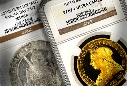 NGC Expands Star Designation to World Coins