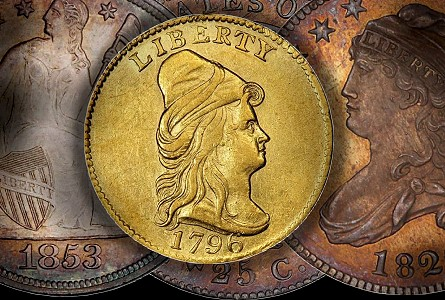 Legend-Morphy Starting off  2014 Strong with Stellar February Regency Coin Auction VI