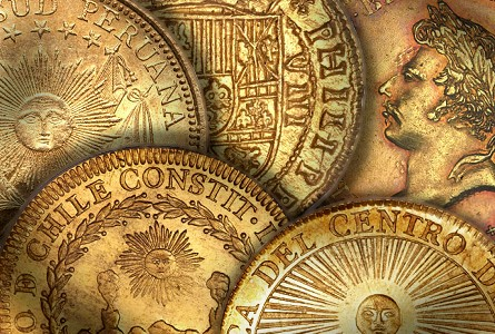 Gold Coins and Quality Rules in Heritage World Coin Auction