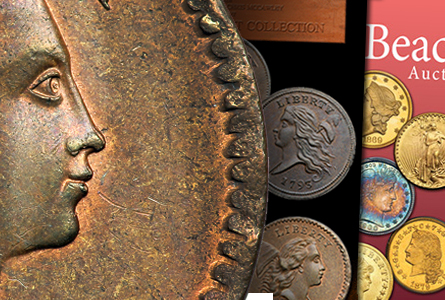 Goldberg's Auction Closes a Record-Breaking January for Rare Coin Industry