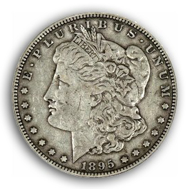 1895 In the Rare Coin Market, Quality is not Everything