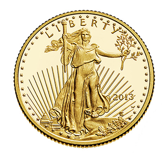 2013age Gold and Silver American Eagles: Big Sellers in a Sluggish Economy