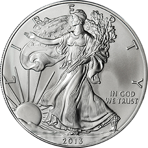 ASE Gold and Silver American Eagles: Big Sellers in a Sluggish Economy