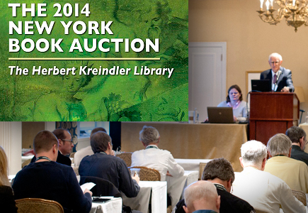 Kolbe & Fanning's Kreindler Numismatics Library Part II Auction Brings Exceptional Prices