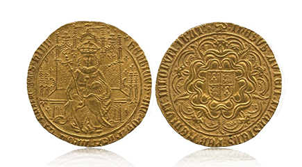 england1 UK Coin Auctioneer Baldwins to Offer Impressive Hemisphere Coin Collection