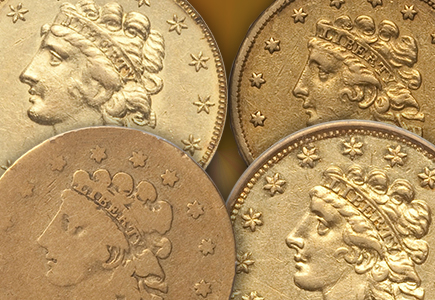 Rare Gold Coins under $5000, Part 1: Classic Head Quarter Eagles ($2½ Gold)