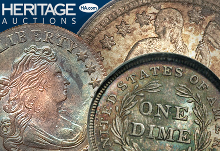 The Incredible Eugene Gardner Coin Collection, Part 1: Preliminary Thoughts and Dime Preview