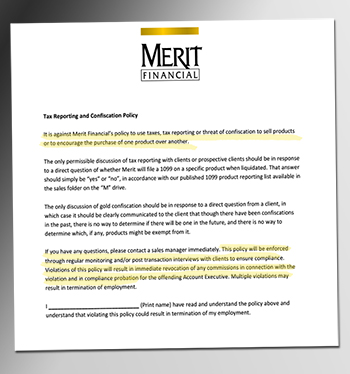 merit3 Merit Gold & Silver Lawsuit: Third Bullion Firm Targeted Under California Consumer Protection Law