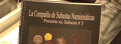 La Compania de Subastas Numismaticas to Hold Mexico City Coin Auction in March 2014. VIDEO