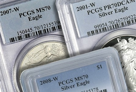 New PCGS Crossover Policy Announced:  Top-Graded Coins Crossed At PCGS 70