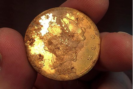 California Family Discovers 10 Million Buried Treasure of U.S. Gold Coins