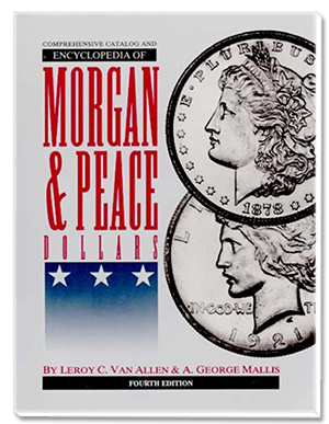 vanallen Van Allen Publishes Two Supplements to the Encyclopedia of Morgan and Peace Dollars