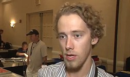 Young Business Major Considers a Career in Numismatics. VIDEO