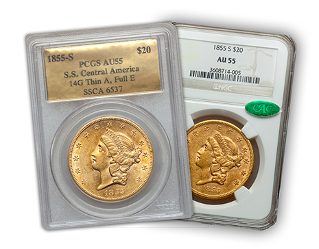 1855s Ten Buyer's Tips for San Francisco Gold Coin Collectors