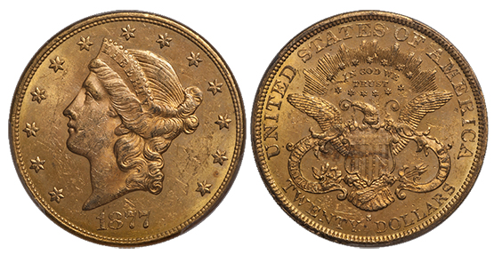 1877s20 Coin Collecting: Why is San Francisco Gold Hot Right Now?