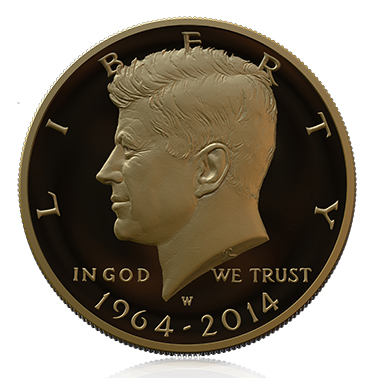 1964 2014 Proof2 The Coin Analyst: Latest Developments in Modern U.S. Coins