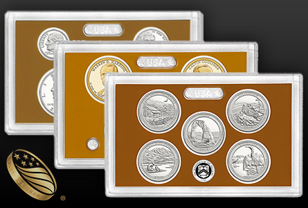 2014 2014 United States Mint Proof Sets Available March 25