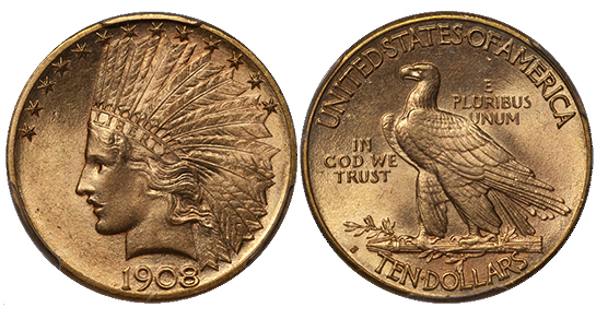 IND10 Coin Collecting: Why is San Francisco Gold Hot Right Now?