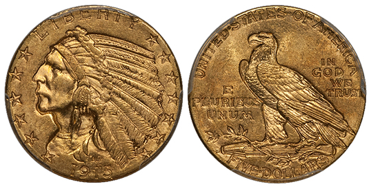 IND51 Coin Collecting: Why is San Francisco Gold Hot Right Now?