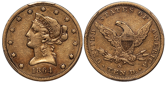 LIB10 Coin Collecting: Why is San Francisco Gold Hot Right Now?