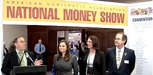 ANA Opening Ceremony National Money Show Opening Ceremony, February 27, 2014. VIDEO: 16:15