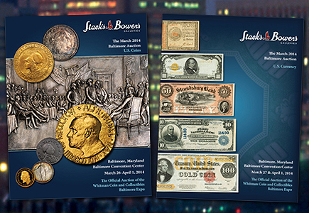 Libertas Americana to Headline Stack's Bowers Baltimore Coin Auction