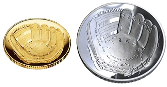 baseball thumb vid Young Collector Buys First Baseball Commemorative Coin. VIDEO: 2:01