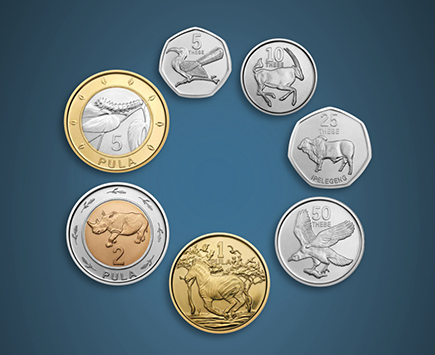 botswana1 Royal Canadian Mint Produces New Circulation Coins for Botswana