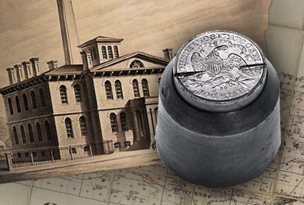 Cancelled Carson City Half Dollar Die: Which Die Marriage?