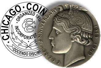 Chicago Coin Club Special Meeting, March 8, 2014. VIDEO: 9:49